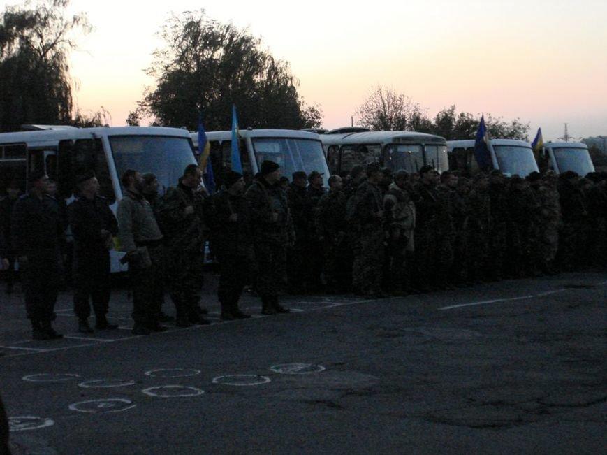 Кривой Рог дождался своих героев: более 150 бойцов Нацгвардии приехали на ротацию домой, фото-2