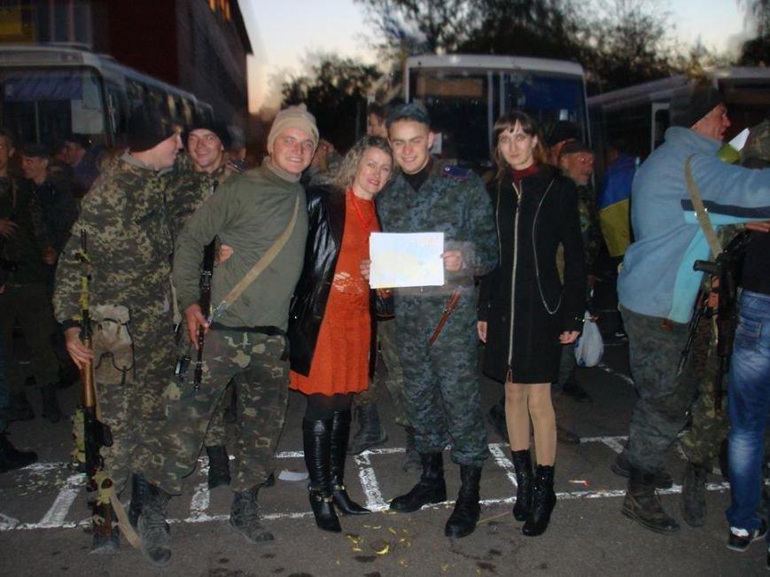 Кривой Рог дождался своих героев: более 150 бойцов Нацгвардии приехали на ротацию домой, фото-5