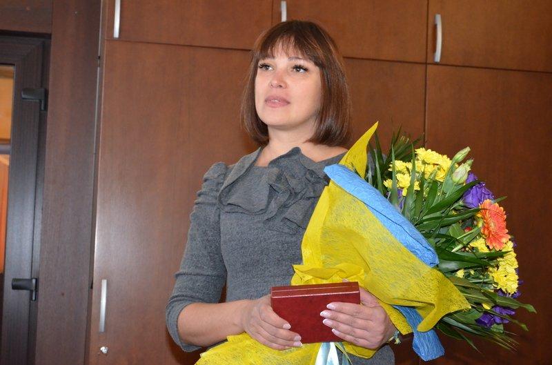 Известный волонтер из Днепропетровщины Татьяна Рычкова получила орден княгини Ольги, фото-2