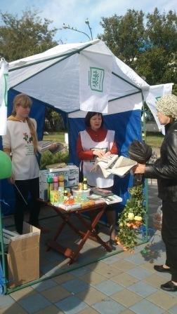 В Белореченске провели акцию по Эм-технологии, фото-1