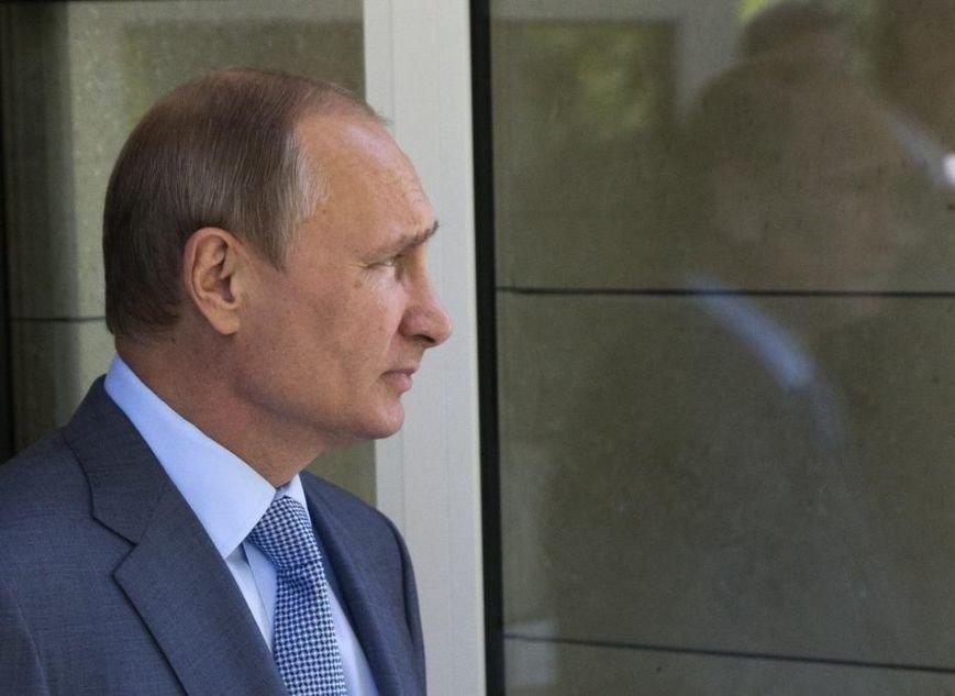 Взгляд В.В. Путина: подборка фото, фото-1