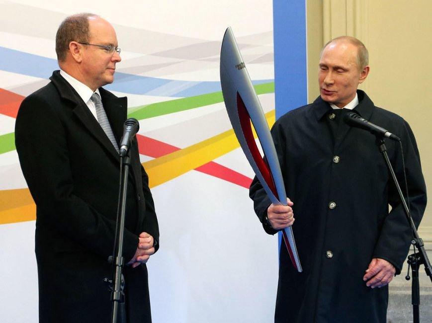 Взгляд В.В. Путина: подборка фото, фото-10
