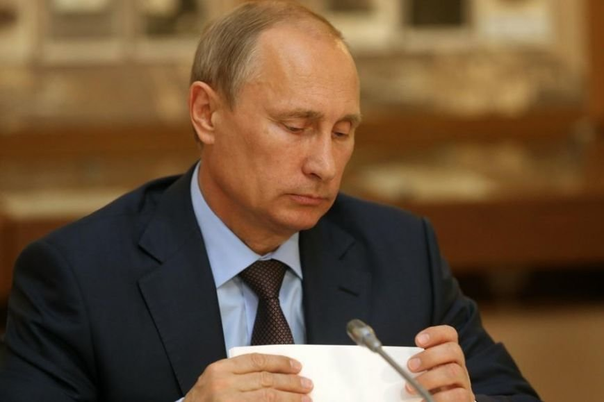 Взгляд В.В. Путина: подборка фото, фото-2