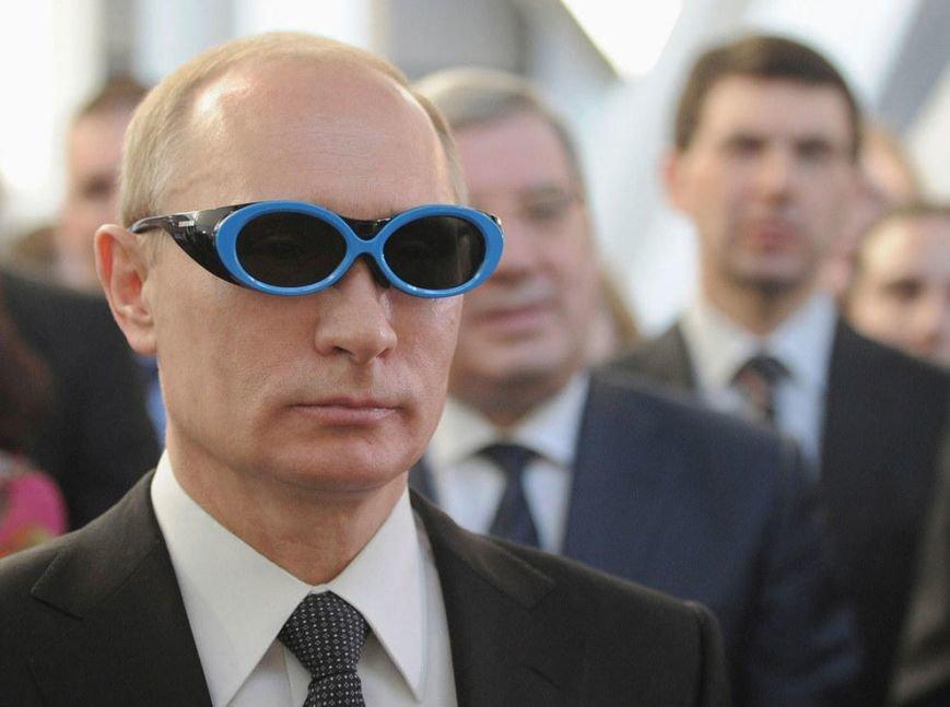 Взгляд В.В. Путина: подборка фото, фото-12
