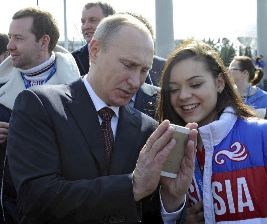 Взгляд В.В. Путина: подборка фото, фото-6