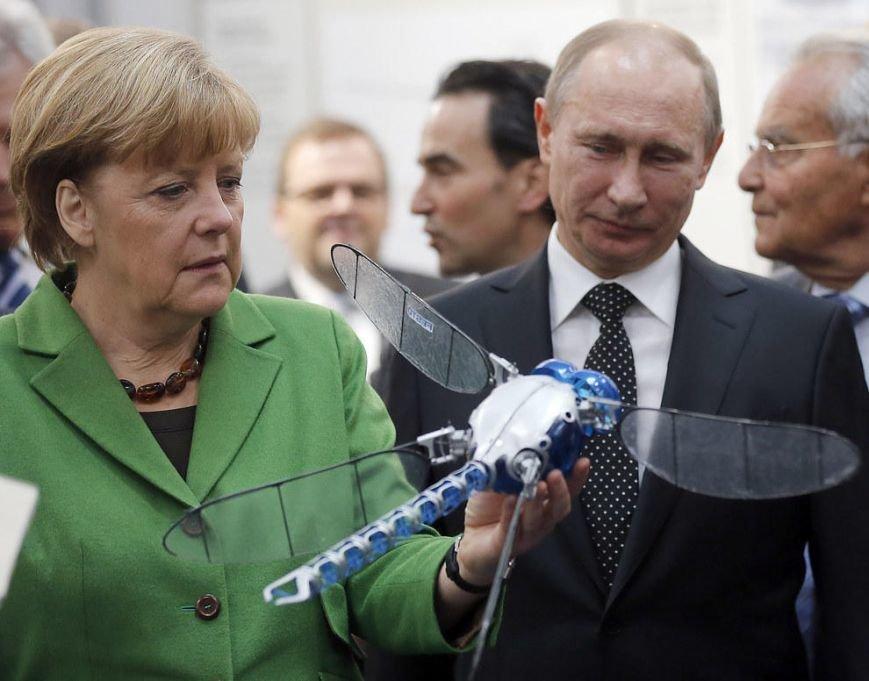 Взгляд В.В. Путина: подборка фото, фото-5