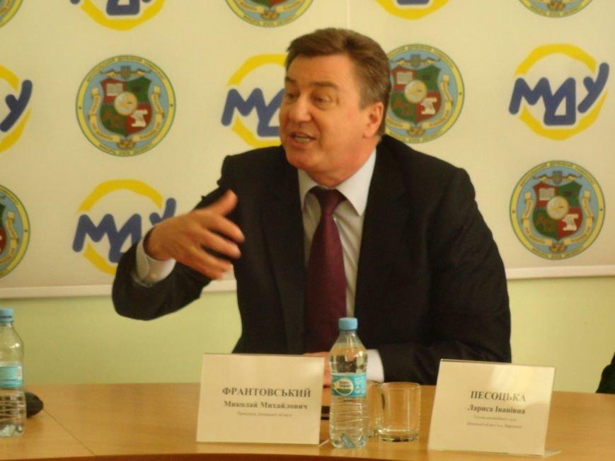 Прокурор Донецкой области заявил, что суды не нужно «захаивать»  (ФОТО+ВИДЕО+ДОБАВЛЕНО), фото-2