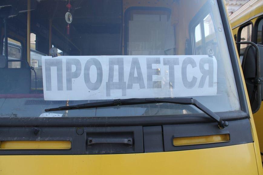 В Сумах перевозчики опять  «продают» маршрутки на пл. Независимости (ФОТО), фото-2