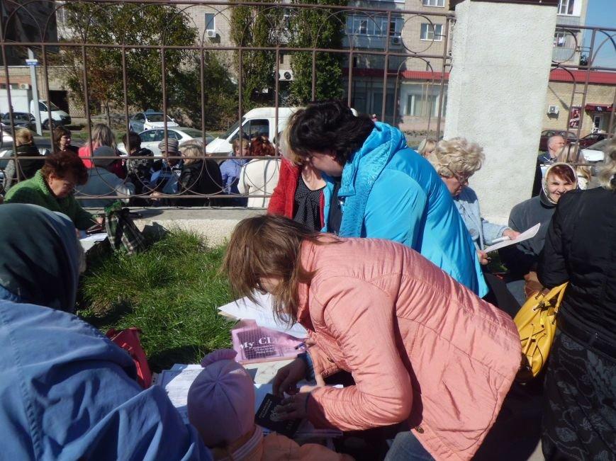В Таганроге власти превратили пострадавших в ЧС в быдло (ФОТОРЕПОРТАЖ), фото-2