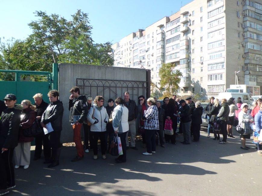 В Таганроге власти превратили пострадавших в ЧС в быдло (ФОТОРЕПОРТАЖ), фото-7