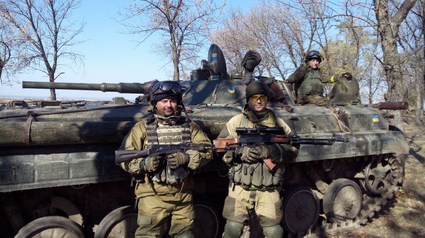 Головний люстратор та бійці «Донбасу» побували в Тернополі, фото-2