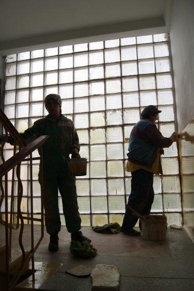 Як ремонтують сходові клітки в тернопільських будинках? (фото), фото-3