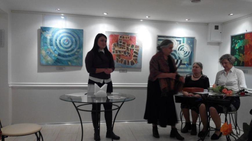 Художниця Юлія Гетьман презентувала рівнянам виставку «Фантасмагорія» (Фото), фото-5