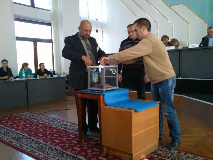В Днепродзержинске состоялась жеребьевка по созданию избирательных комиссий, фото-4