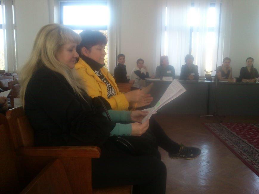 В Днепродзержинске состоялась жеребьевка по созданию избирательных комиссий, фото-5