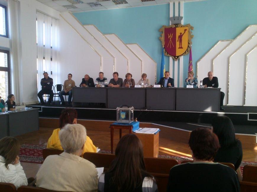 В Днепродзержинске состоялась жеребьевка по созданию избирательных комиссий, фото-1
