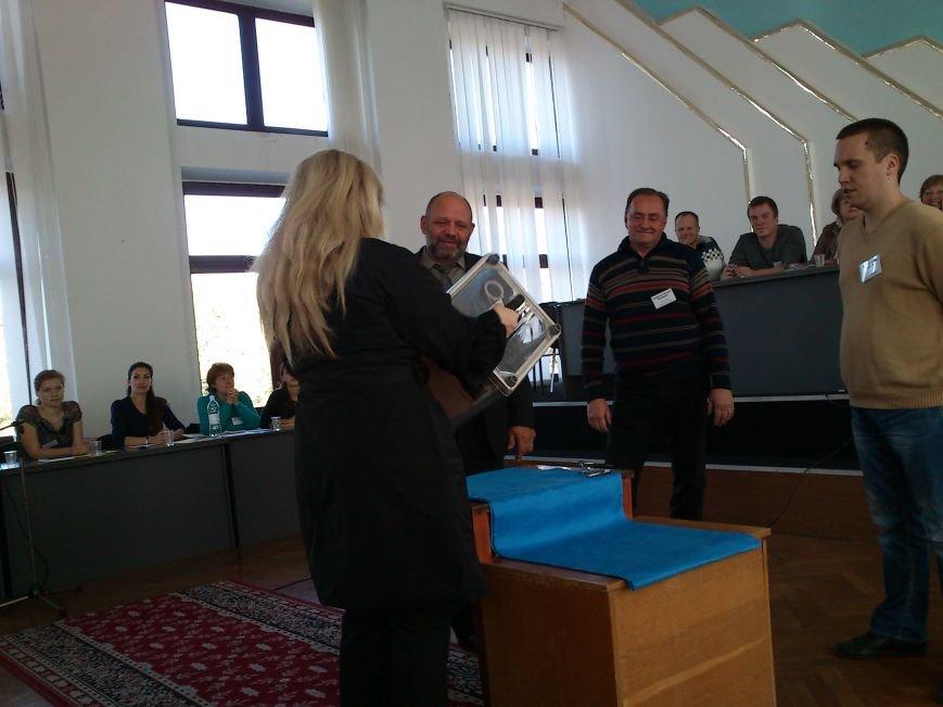 В Днепродзержинске состоялась жеребьевка по созданию избирательных комиссий, фото-2