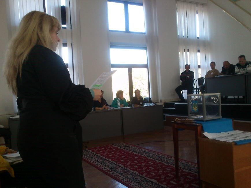 В Днепродзержинске состоялась жеребьевка по созданию избирательных комиссий, фото-6