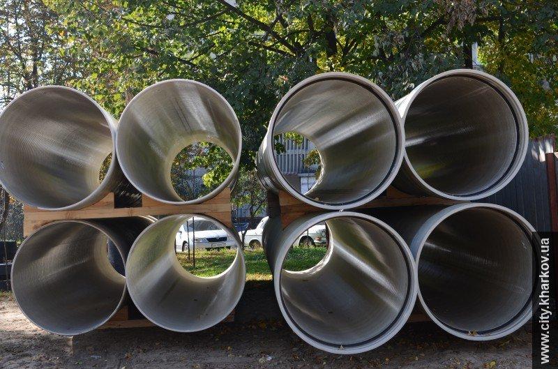 На Алексеевке начали перекладывать водопроводную магистраль: теперь у всех местных жителей не будет перебоев с водоснабжением, фото-1