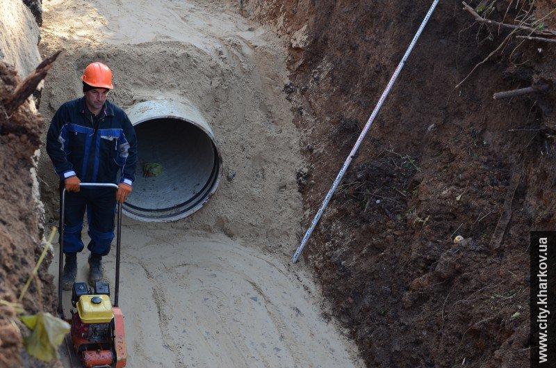 На Алексеевке начали перекладывать водопроводную магистраль: теперь у всех местных жителей не будет перебоев с водоснабжением, фото-2