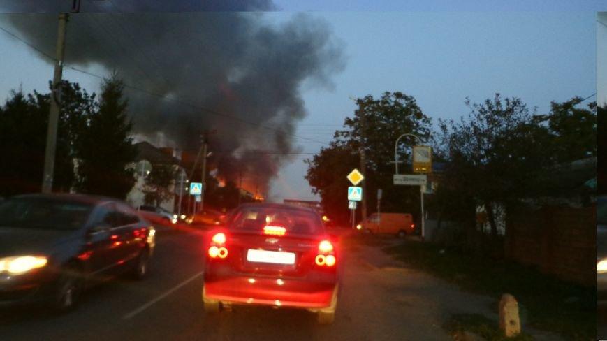 В городе большой пожар, фото-4