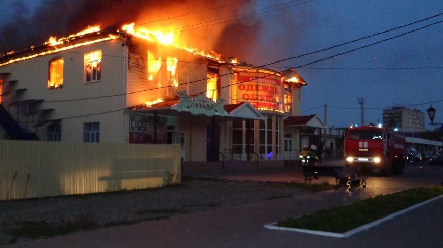 В городе большой пожар, фото-3