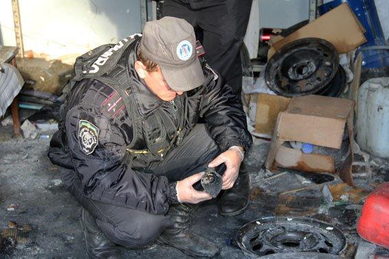 В Чернигове на СТО взорвалась граната. Погиб 17-летний парень, фото-4