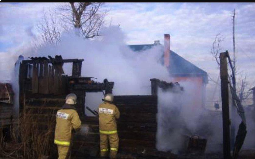 В домодедовском СНТ «Северка» сгорела дача, фото-1