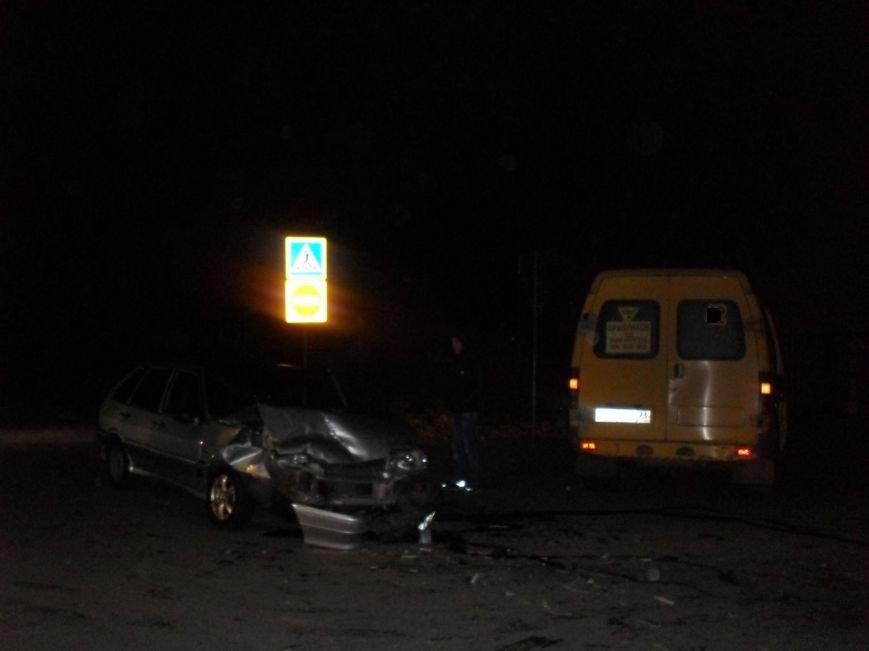Вчера в Ульяновске пострадали три пассажира «ГАЗели», фото-1