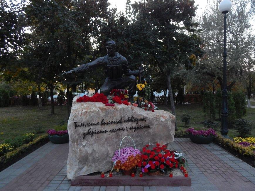 В Киеве появился памятник воинам, выполнившим свой долг (ФОТО), фото-3
