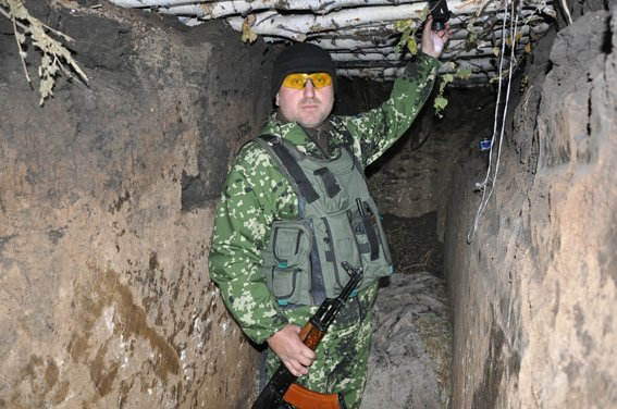 """""""Міномети стріляють, снайпер і зараз працює"""" – тернопільські бійці про зону АТО (фоторепортаж), фото-1"""
