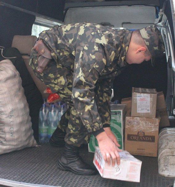 Педагоги Сумщины помогли милиционерам-участникам АТО (ФОТО), фото-3
