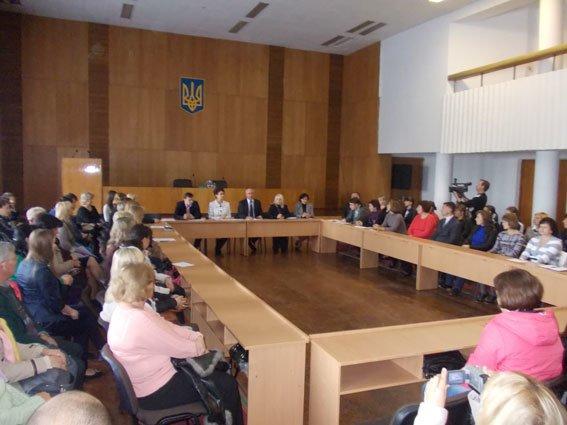 Педагоги Сумщины помогли милиционерам-участникам АТО (ФОТО), фото-1