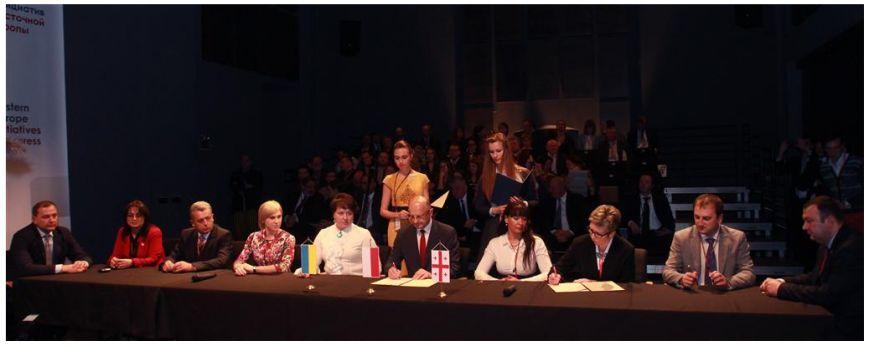 У Любліні підписано декларацію про співпрацю із містом Рівне до 2020 року (Фото), фото-1