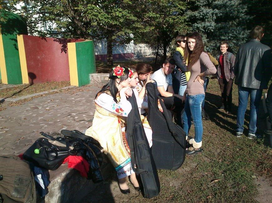 Благотворительный концерт «Мы за мир» провели студенты Днепродзержинского Музучилища, фото-9