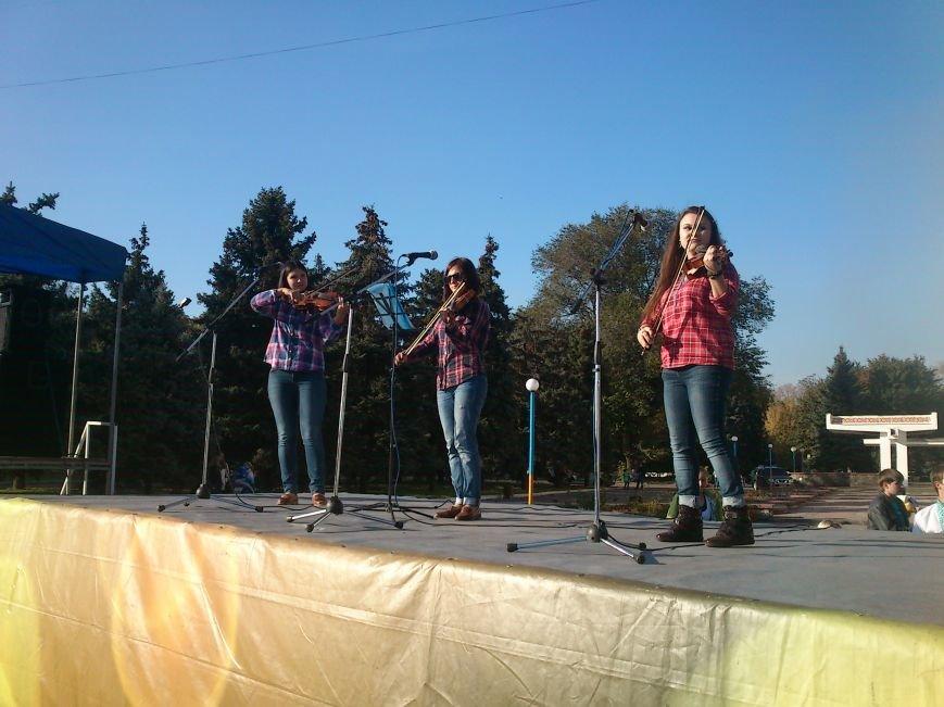 Благотворительный концерт «Мы за мир» провели студенты Днепродзержинского Музучилища, фото-4