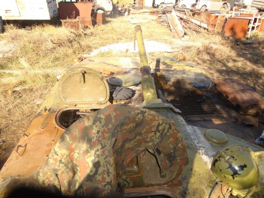 Линия фронта вокруг Мариуполя, фото-19