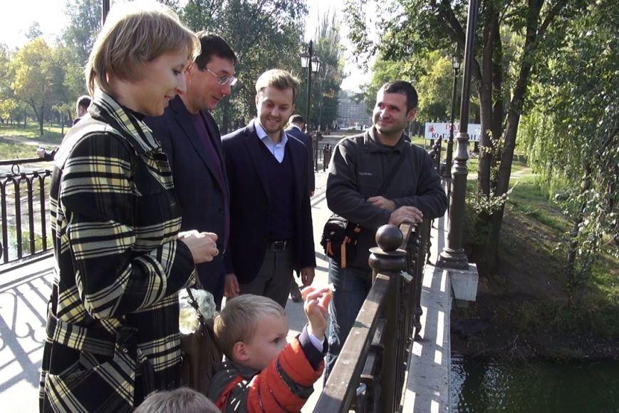 Юрий Луценко посетил Кривой Рог (ФОТО), фото-3