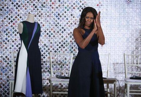 Дружина американського президента одягнула сукню від тернопільської дизайнерки (фото), фото-1