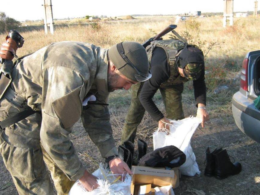 Киевские волонтеры передали помощь бойцам АТО в Мариуполе (ФОТО), фото-3