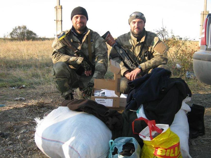 Киевские волонтеры передали помощь бойцам АТО в Мариуполе (ФОТО), фото-4