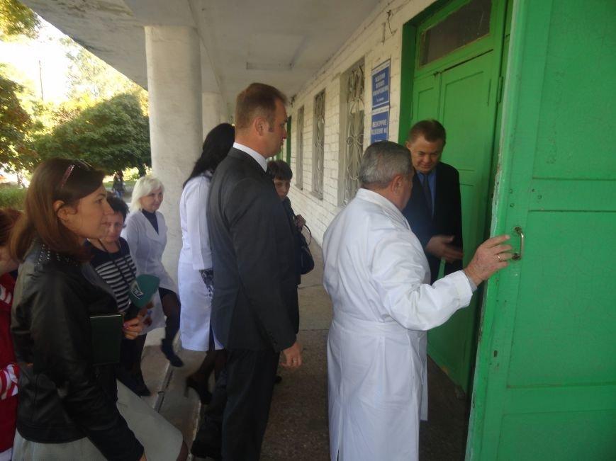 И.о министра здравоохранения Украины пообещал мариупольцам контролировать цены на лекарства в аптеках (ФОТОРЕПОРТАЖ), фото-3