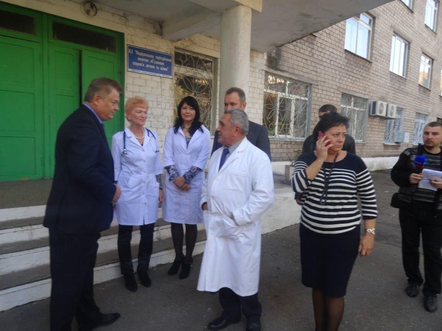 И.о министра здравоохранения Украины пообещал мариупольцам контролировать цены на лекарства в аптеках (ФОТОРЕПОРТАЖ), фото-10