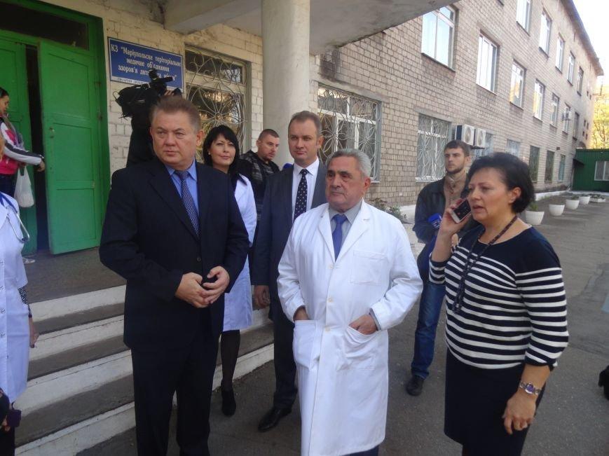 И.о министра здравоохранения Украины пообещал мариупольцам контролировать цены на лекарства в аптеках (ФОТОРЕПОРТАЖ), фото-9