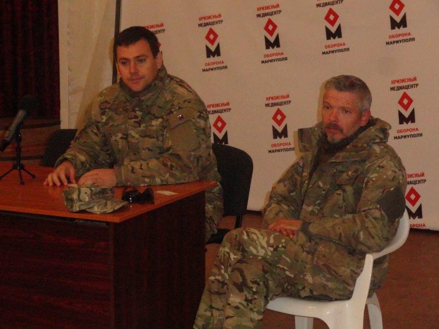 Представители киевского Майдана и волонтеры Мариуполя решили взять  под контроль снабжение фронта со стороны МВД и Минобороны (ФОТО), фото-3
