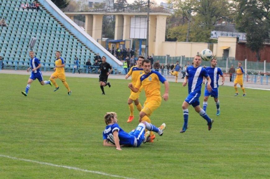 В Чернигове «Десна» и «Тернополь» голов не забивали, фото-9