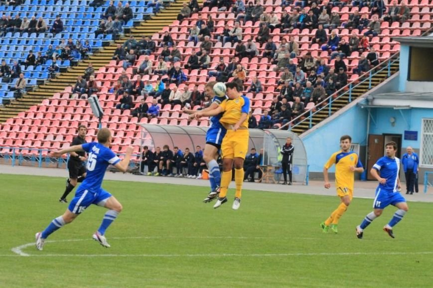 В Чернигове «Десна» и «Тернополь» голов не забивали, фото-3