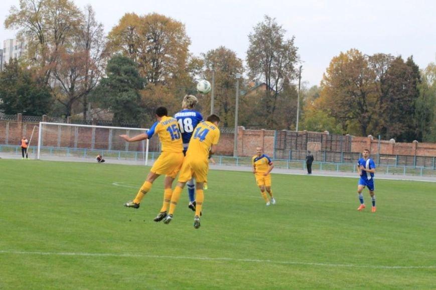 В Чернигове «Десна» и «Тернополь» голов не забивали, фото-8
