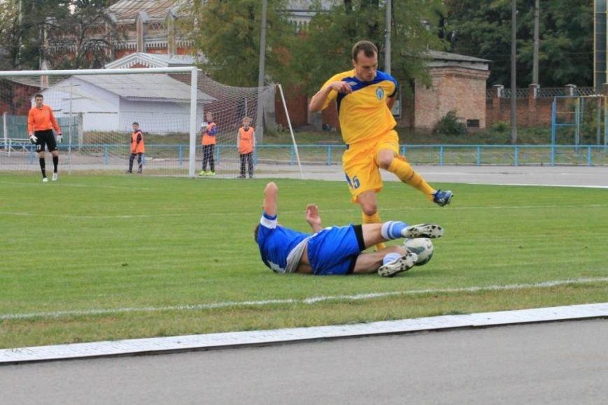 В Чернигове «Десна» и «Тернополь» голов не забивали, фото-4
