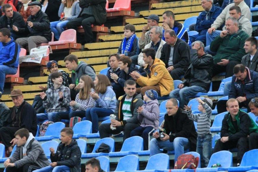 В Чернигове «Десна» и «Тернополь» голов не забивали, фото-1